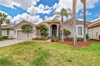 Estero Single Family Home For Sale: 20408 Foxworth Cir