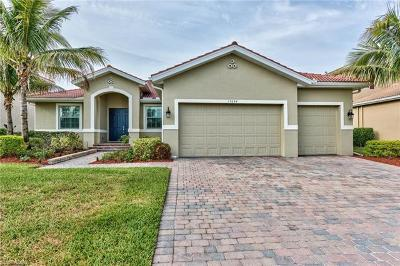 Fort Myers Single Family Home Pending With Contingencies: 17094 Wrigley Cir