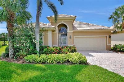 Estero Single Family Home For Sale: 23101 Oakglen Ln