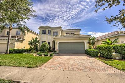Fort Myers Single Family Home For Sale: 9310 Paseo De Valencia St