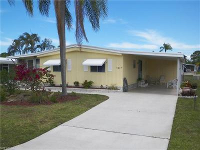 Bonita Springs Single Family Home For Sale: 9274 Lord Rd