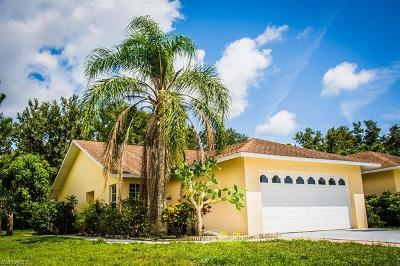 Naples FL Single Family Home For Sale: $239,900