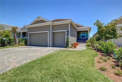 Fort Myers Single Family Home For Sale: 17761 Spanish Harbour Ct