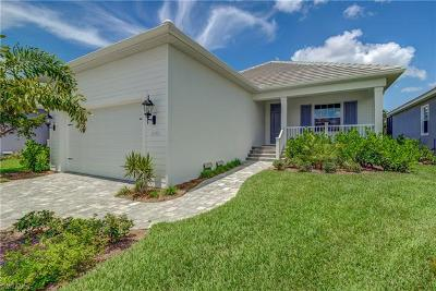 Fort Myers Single Family Home For Sale: 17810 Spanish Harbour Ct