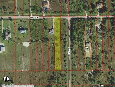 Naples Residential Lots & Land For Sale: 4186 54th Ave NE