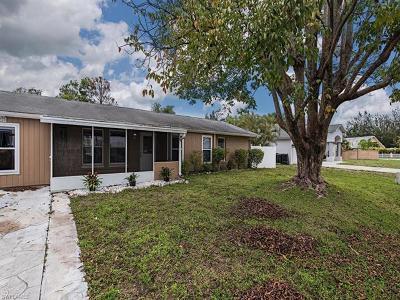 Bonita Springs Single Family Home Pending With Contingencies: 10328 Windley Key Ter