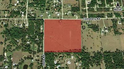 Fort Myers Residential Lots & Land For Sale: 14870 Cemetery Rd