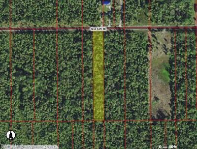 Naples Residential Lots & Land Pending With Contingencies: 32 Nd Ave SE