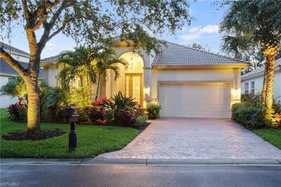 Estero Single Family Home For Sale: 19018 Ridgepoint Dr