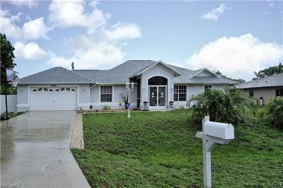 Fort Myers Single Family Home For Sale: 18135 Dupont Dr
