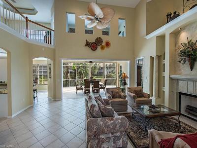 Bonita Springs Single Family Home Pending With Contingencies: 27170 Shell Ridge Cir