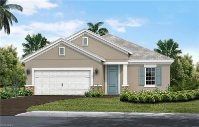 Fort Myers Single Family Home For Sale: 13810 Amblewind Cove Way