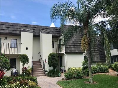 Naples Condo/Townhouse Pending With Contingencies: 1644 Spoonbill Ln #1644-B