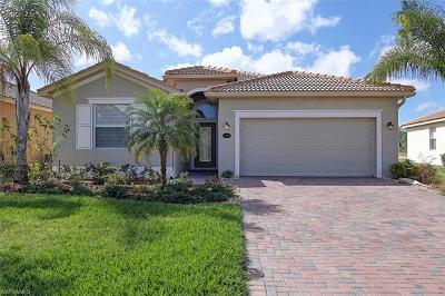 Estero Single Family Home For Sale: 21238 Bella Terra Blvd