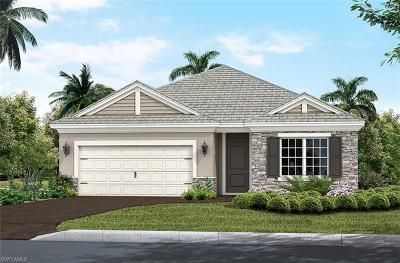 Fort Myers Single Family Home For Sale: 2979 Amblewind Dr