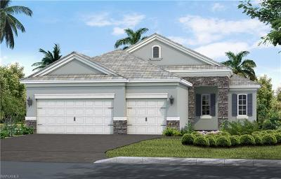Fort Myers Single Family Home For Sale: 13784 Woodhaven Cir
