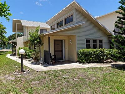 Fort Myers Condo/Townhouse For Sale: 17017 Golfside Cir #402