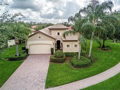 Fort Myers Single Family Home For Sale: 8314 Provencia Ct