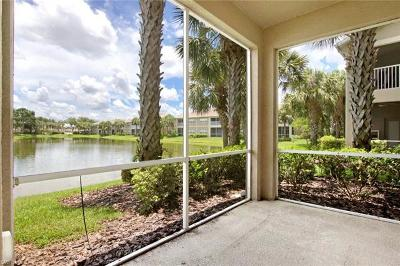 Fort Myers Condo/Townhouse For Sale: 12141 Summergate Cir #104