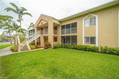 Estero Condo/Townhouse Pending With Contingencies: 3100 Seasons Way #114