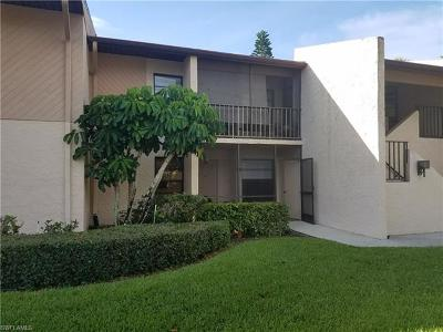 Naples Condo/Townhouse For Sale: 940 Palm View Dr #115