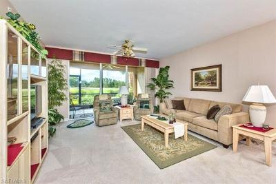 Estero Condo/Townhouse For Sale: 20800 Hammock Greens Ln #104