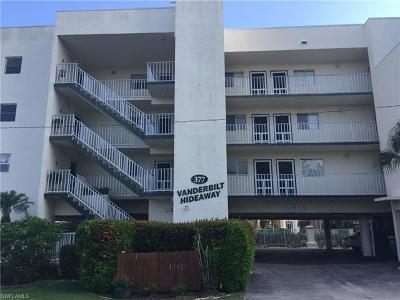 Naples Condo/Townhouse For Sale: 377 Vanderbilt Beach Rd #202