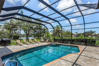 Naples, Bonita Springs, Estero Single Family Home For Sale: 3500 Lakemont Dr