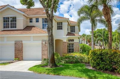 Bonita Springs Condo/Townhouse For Sale: 25011 Cypress Hollow Ct #105