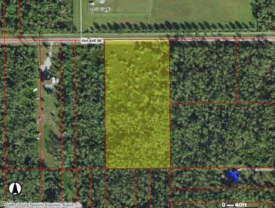 Naples Residential Lots & Land For Sale: 12th Ave SE