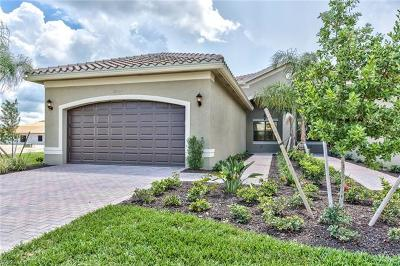 Fort Myers Single Family Home For Sale: 12008 Lakewood Preserve Pl