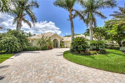 Estero Single Family Home For Sale: 10001 Orchid Ridge Ln
