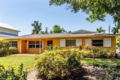 Naples Single Family Home For Sale: 665 Broad Ave S
