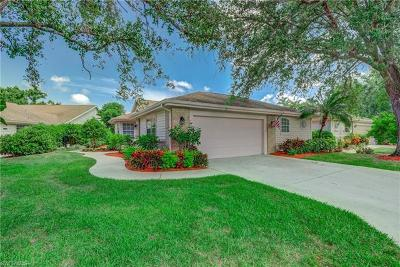 Naples Single Family Home Pending With Contingencies: 6598 Ilex Cir
