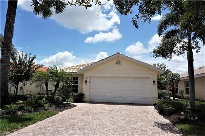 Estero Single Family Home For Sale: 19635 Villa Rosa Loop
