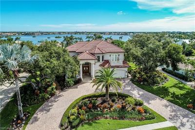 Marco Island Single Family Home For Sale: 1626 Ludlow Rd
