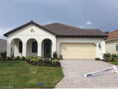 Fort Myers Single Family Home For Sale: 7707 Cypress Walk Drive Cir