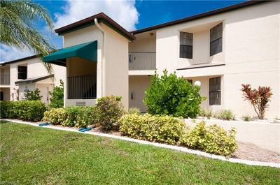 Fort Myers Condo/Townhouse For Sale: 17189 Terraverde Cir #10