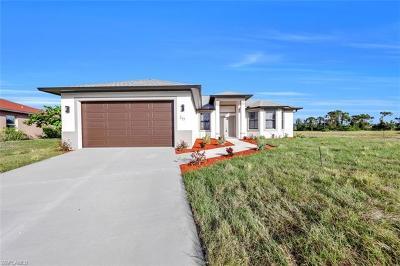 Cape Coral FL Single Family Home For Sale: $280,000