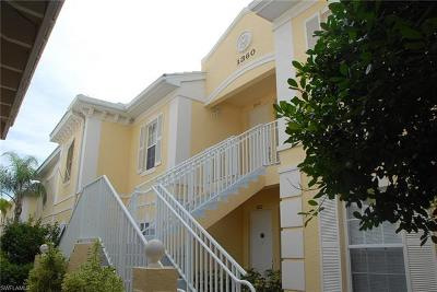 Naples Condo/Townhouse For Sale: 1350 Sweetwater Cv #103