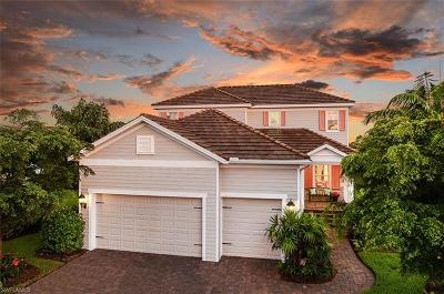 Fort Myers Single Family Home For Sale: 17847 Spanish Harbour Ct