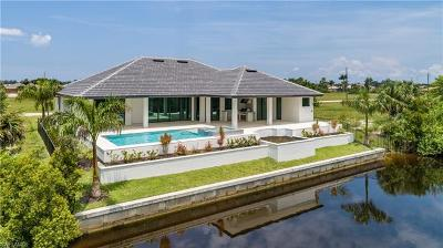 Cape Coral Single Family Home For Sale: 1625 NW 32nd Ct