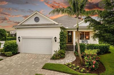 Fort Myers Single Family Home For Sale: 17841 Spanish Harbour Ct