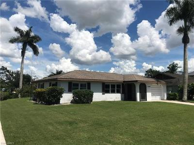 Bonita Springs FL Single Family Home For Sale: $345,000