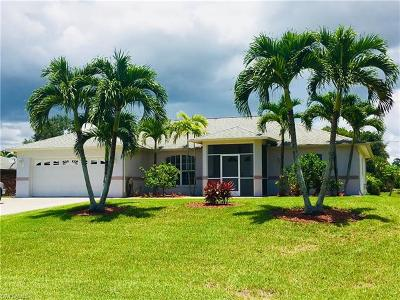 Bonita Springs FL Single Family Home For Sale: $349,500