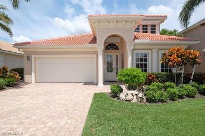 Estero Single Family Home For Sale: 19624 Maddelena Cir