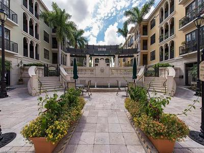 Estero Condo/Townhouse For Sale: 23191 Fashion Dr #8211