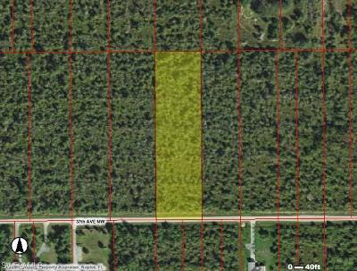 Naples Residential Lots & Land For Sale: 37th Ave NW