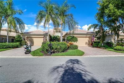 Estero Single Family Home For Sale: 20049 Saraceno Dr