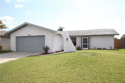 Fort Myers Single Family Home For Sale: 13352 Sylvan Ave